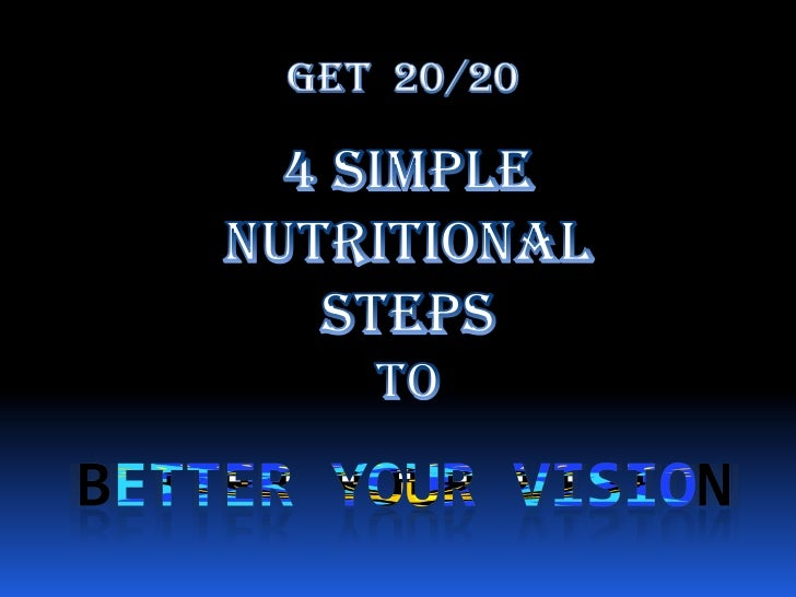 2011 vision nutrition holistic plan (revised)