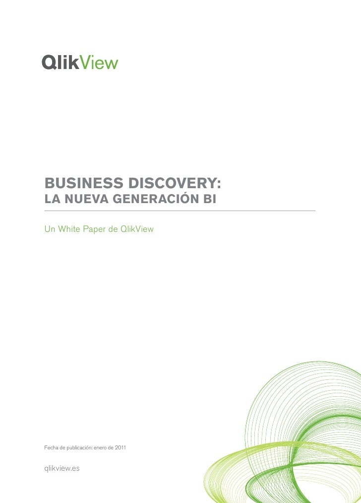 2011 wp qv_business discovery_es
