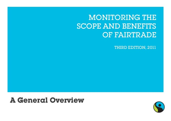 MONITORING THE                                      SCOPE AND BENEFITS                                            OF FAIRT...