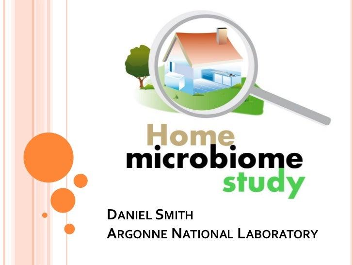 2012 03-07 home microbiome - gsc13 china