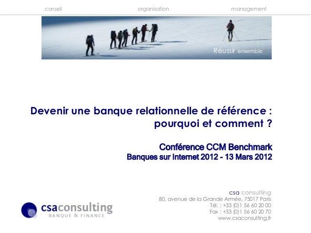 conseil            organisation                         management                                                   Réuss...