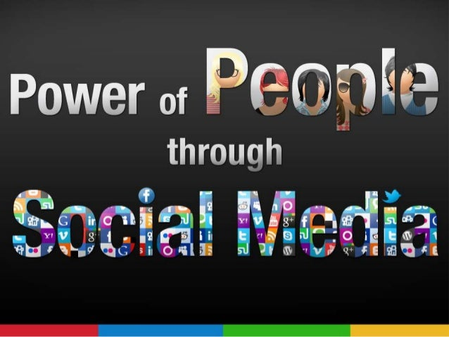 Power of People  Through Social Media                 Dr. Augustine Fou          @acfou                 http://linkedin.co...
