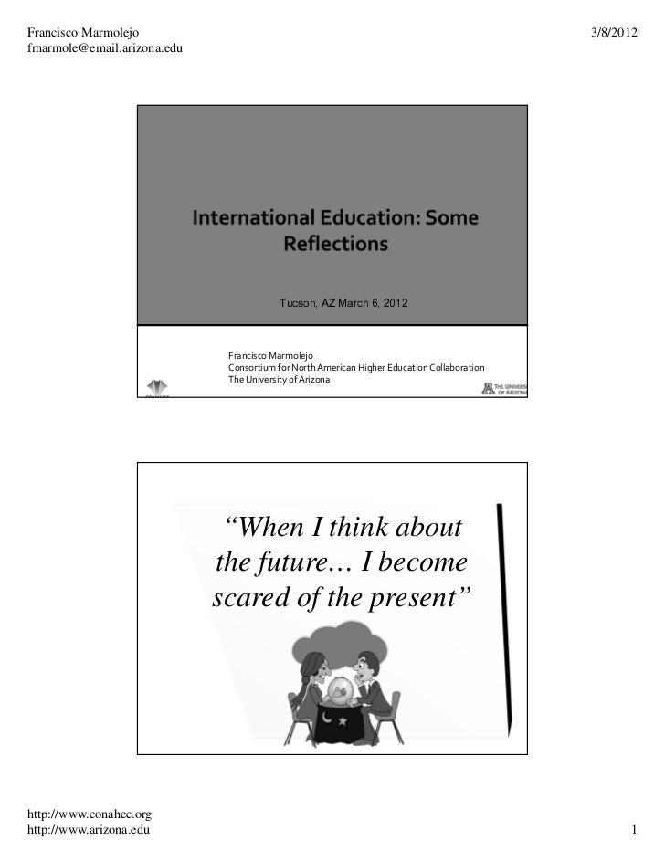 International Education Trends