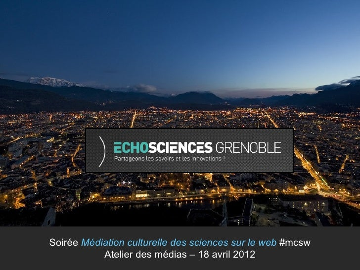 Echosciences Grenoble 20x20