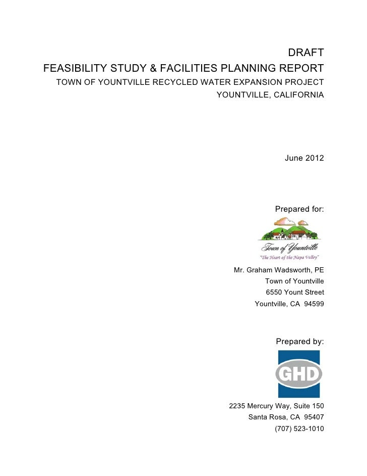 2012 06-13 draft facilities planning report