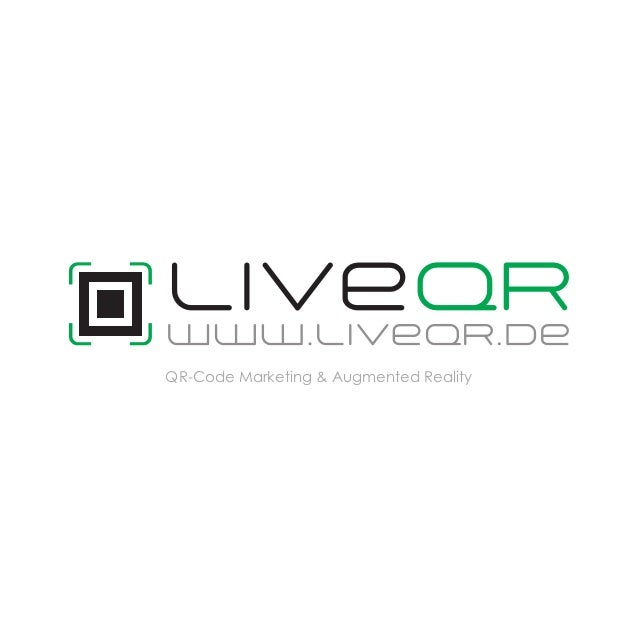LiveQR | QR-Code Marketing & Augmented Reality