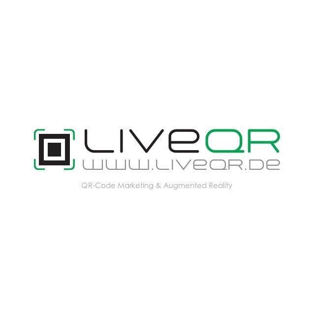 LiveQR | QR-Code Marketing & Augmented Reality