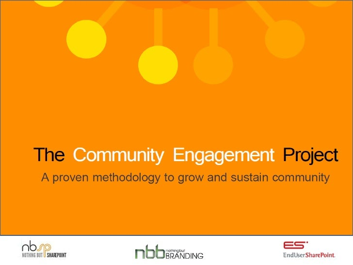 The Community Engagement Project
