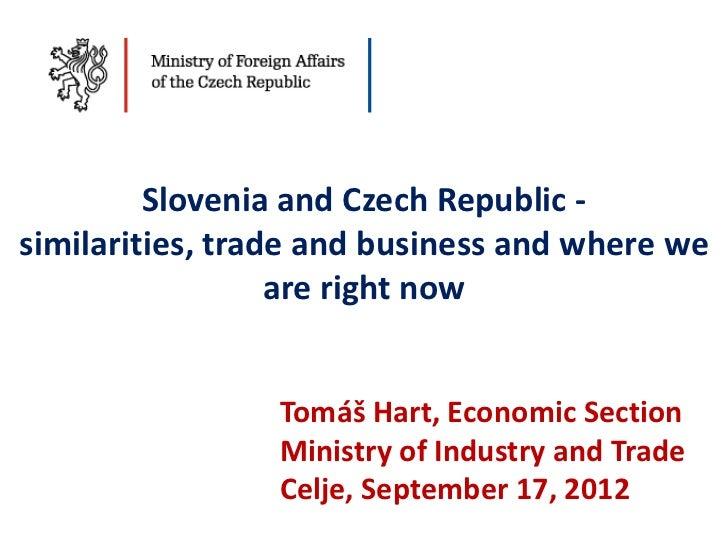 Slovenia and C