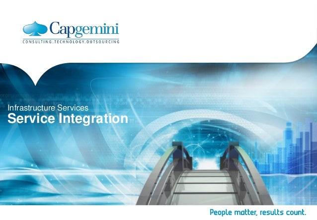 Infrastructure ServicesService Integration
