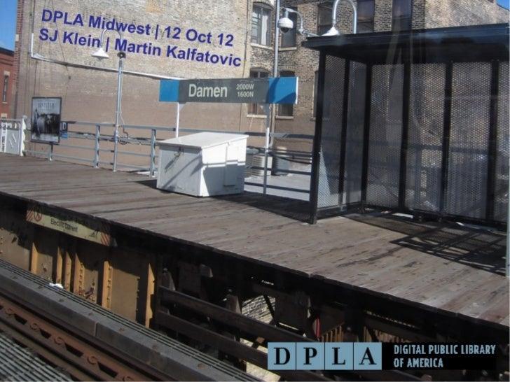 The DPLA as a Platform