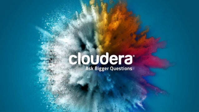 Strata + Hadoop World 2012: Data Science on Hadoop: How Cloudera Impala Unlocks New Productivity and Insights