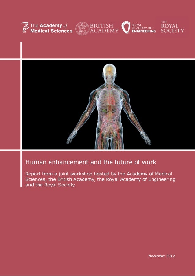 Human enhancement and the future
