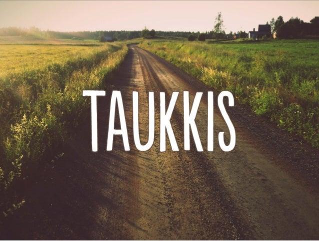 Tuomas Husu: Taukkis, Apps4Finland-työt Paikkatietomarkkinoilla 2012