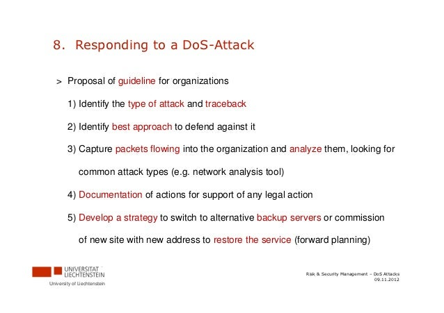 dos and ddos attacks pdf