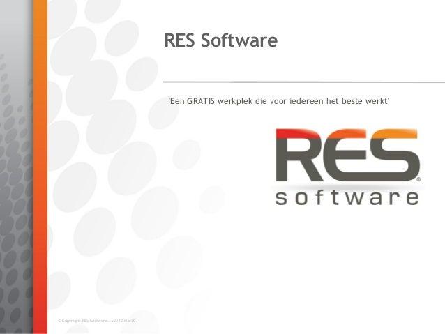 Een gratis werkplek die voor iedereen het beste werkt...Online Seminar 20 November 2012