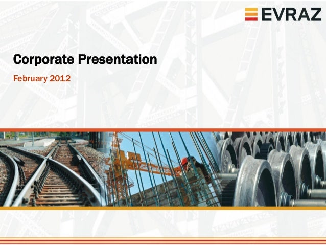 Corporate PresentationFebruary 2012