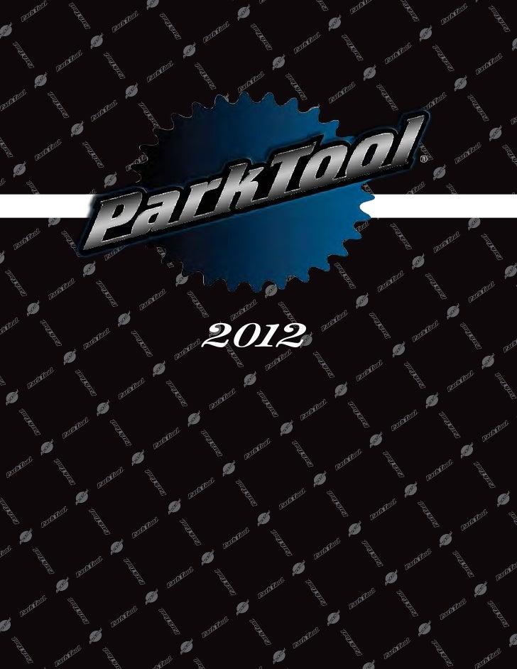 Catálogo Park Tool Co.