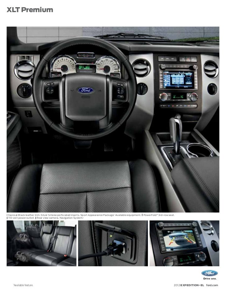 2018 Ford Expedition 2012 Expedition el Ford