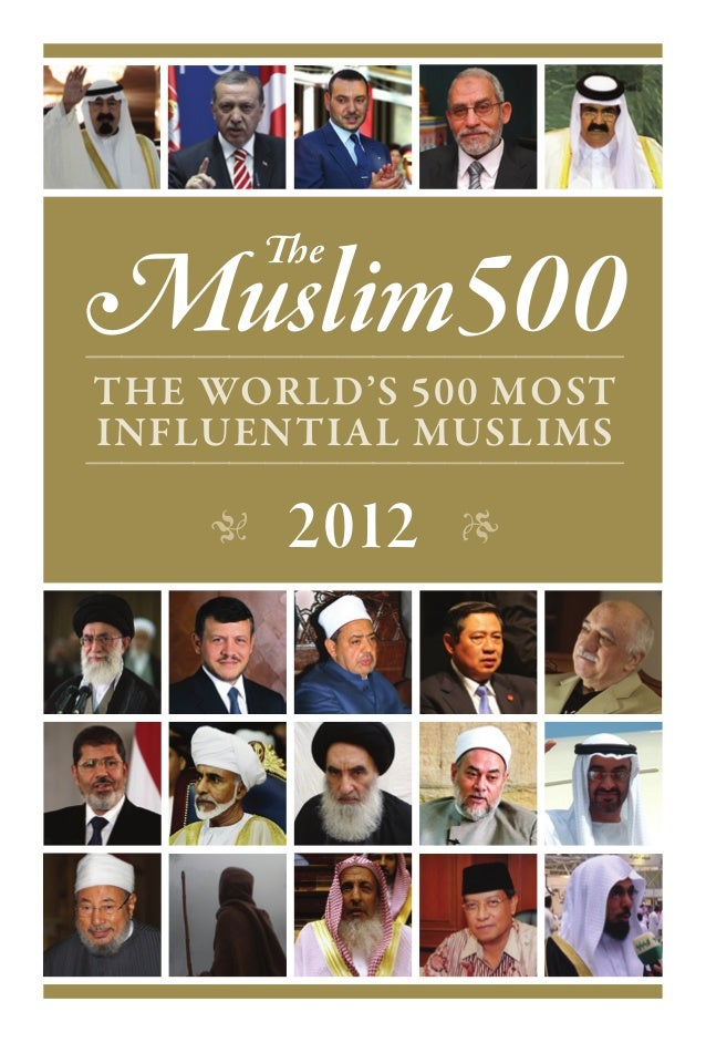 The World's Most Influential Muslims 2012