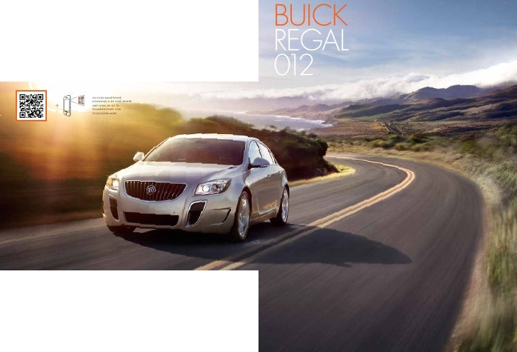 2012 Buick Regal And Regal Gs Roe Motors Grants Pass