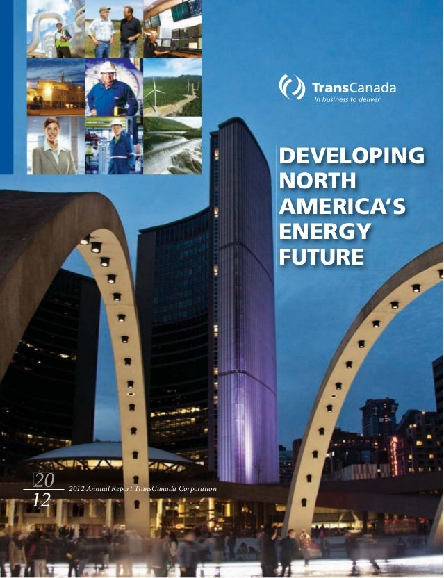 TransCanada Corporation - Annual Report - 2012