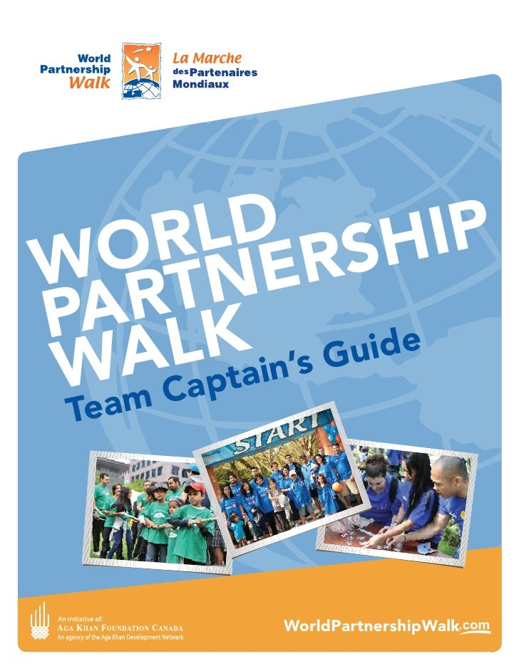 LD RSHIP  OR NEW RTPA LK GuideWm ACaptain's ea T       WorldPartnershipWalk                              i