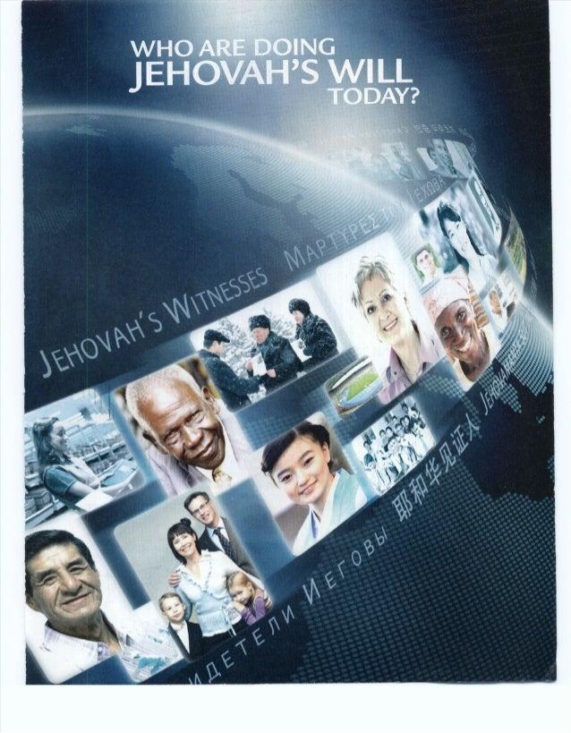 2012 who are doing jehovah's will today