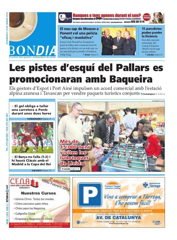 BonDia Lleida 13012012