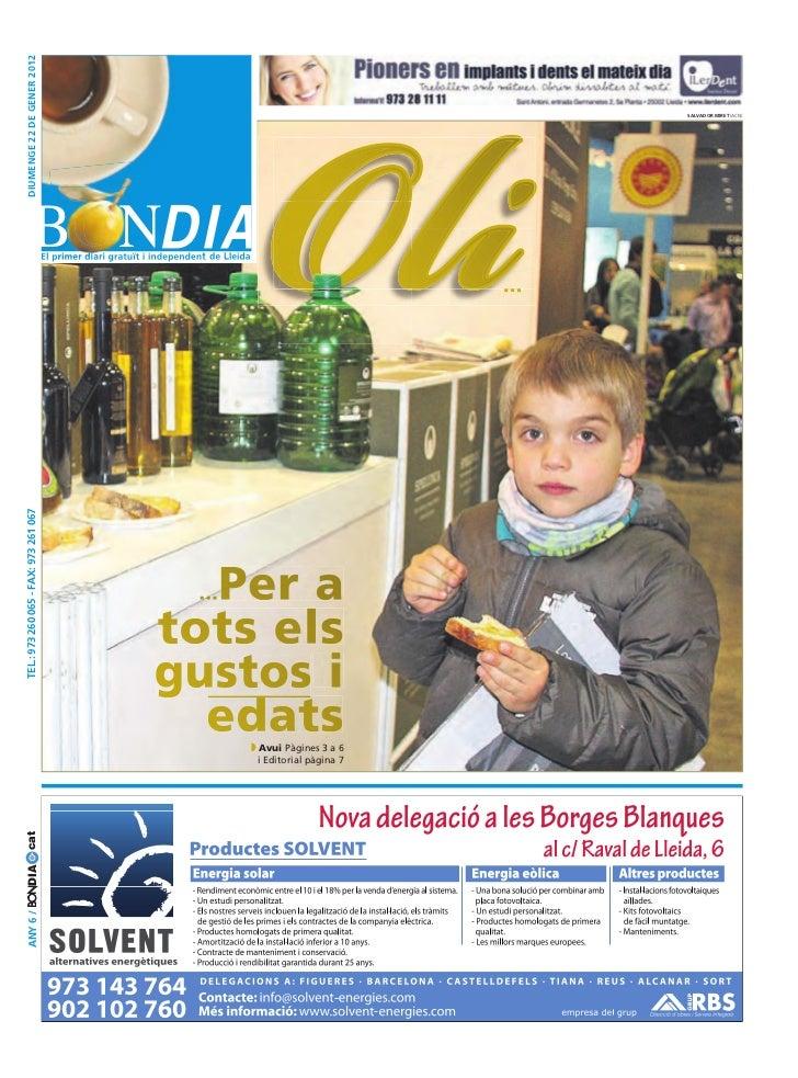 BonDia Lleida 22012012