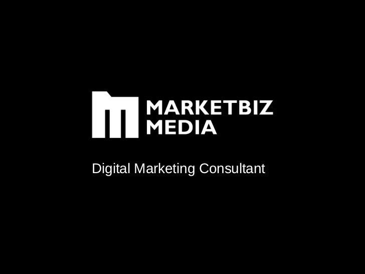 Marketbiz - Portfolio