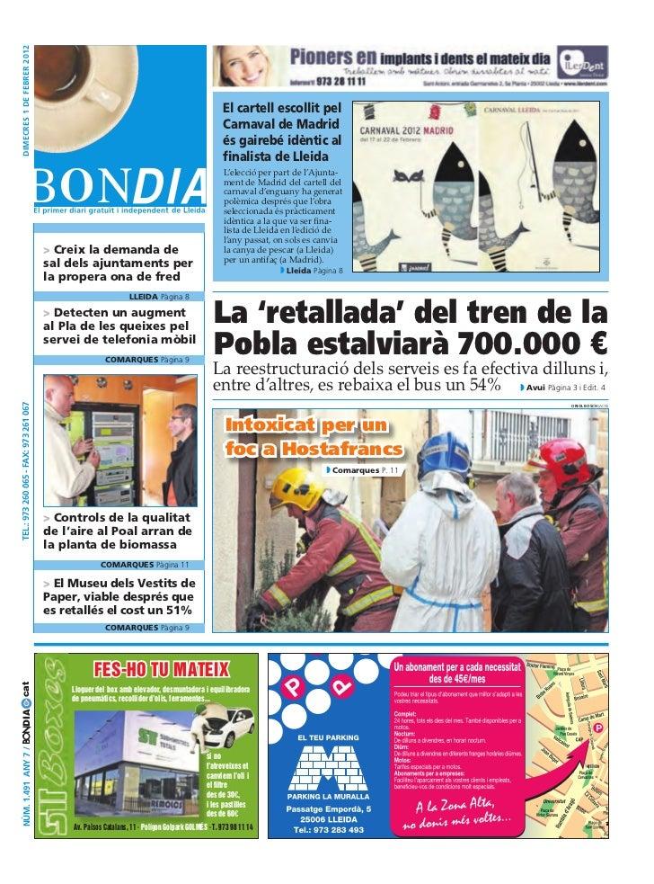 BonDia Lleida 01022012