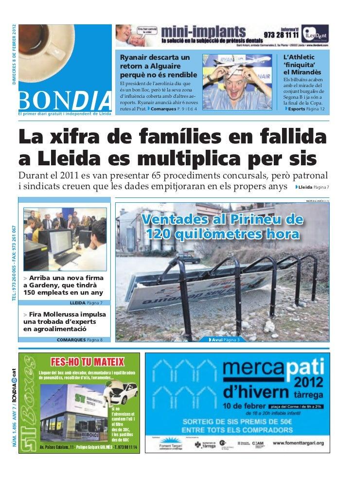 BonDia Lleida 08022012