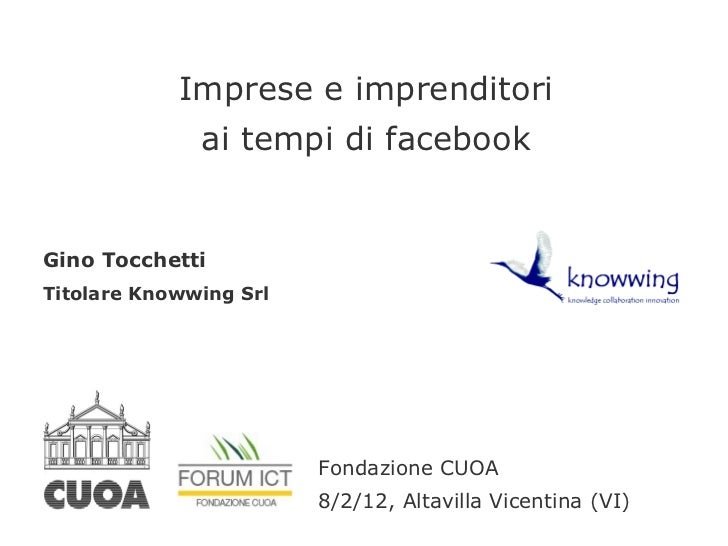 Aziende e social network: a che punto siamo in Italia
