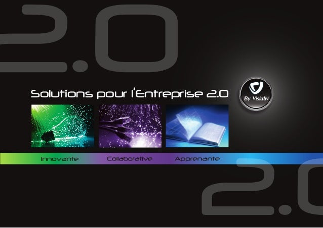 Solutions pour l'Entreprise 2.0
