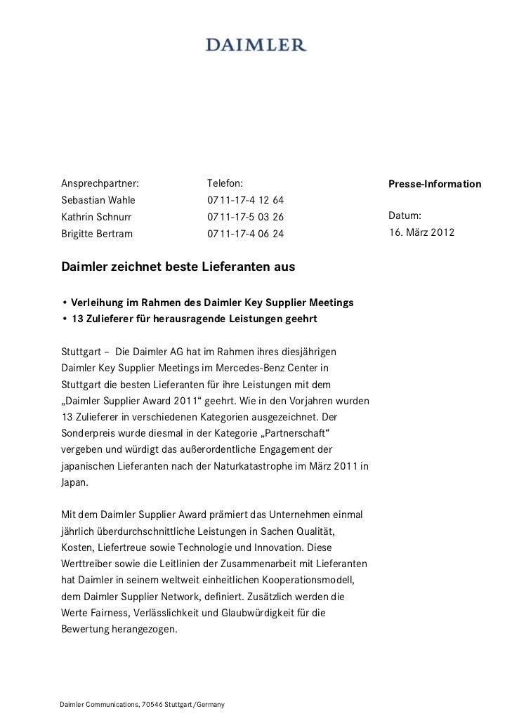 Ansprechpartner:                          Telefon:                    Presse-InformationSebastian Wahle                   ...