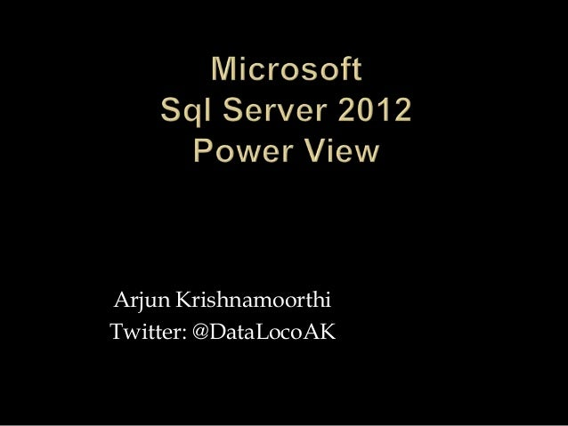 201203 power view
