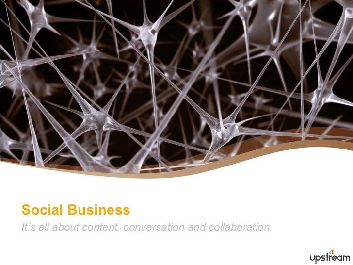 Social Business: Communicatie in het digitale tijdperk
