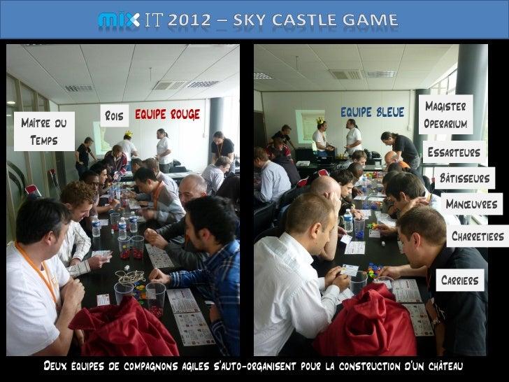 Photos du Sky Castle Game joué au Mix-IT le 26 avril 2012