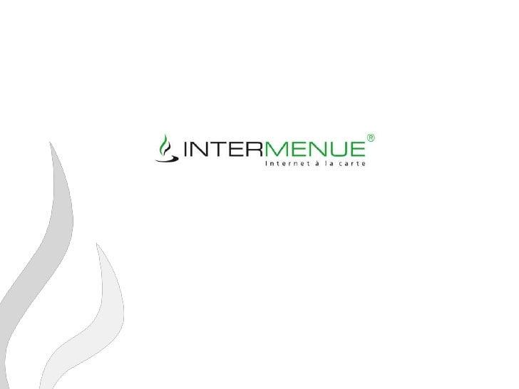Mobile InternetnutzungINTERMENUE, Internet à la carteDino di CarloBeibachweg 1371384 WeinstadtTelefon +49 (0)7151 6048803T...