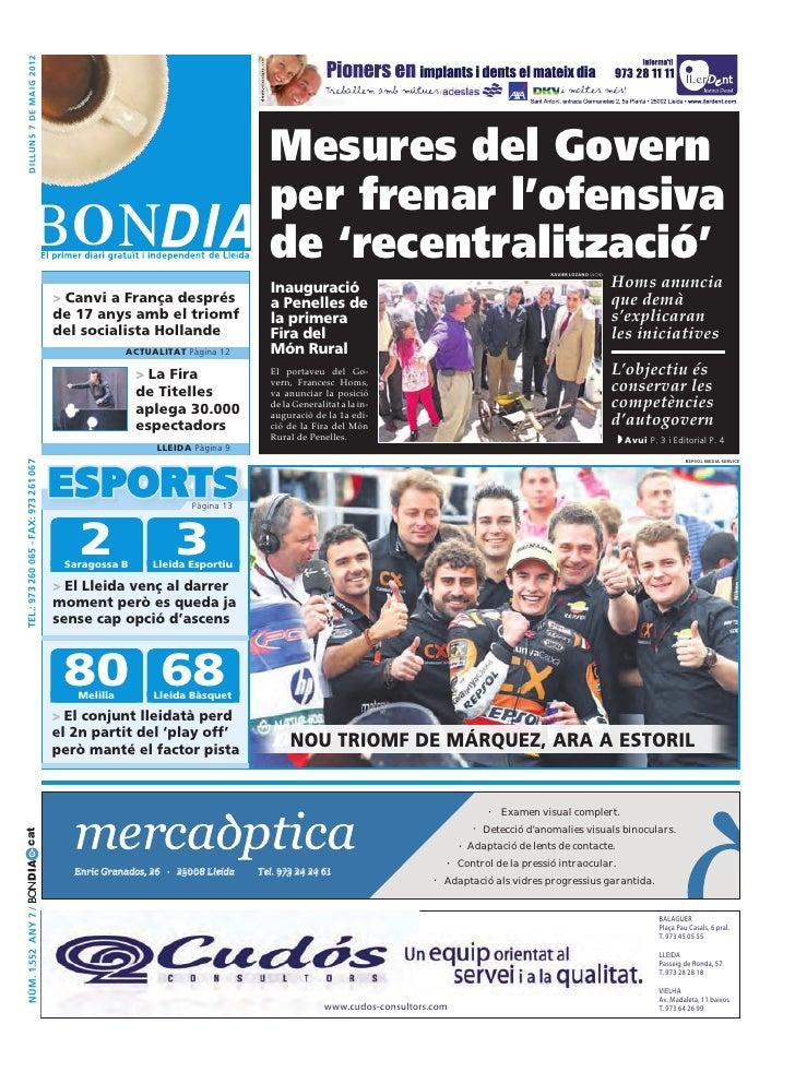 Bondia Lleida 07052012