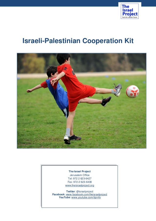 Israeli-Palestinian Cooperation Kit