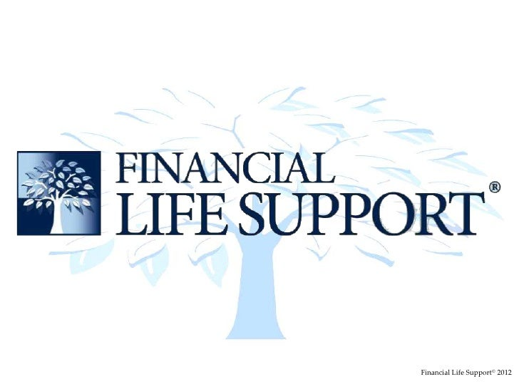 Financial Life Support© 2012