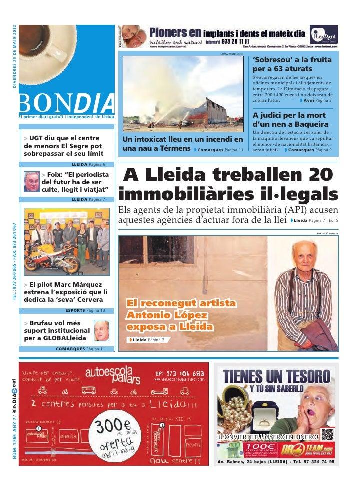 Bondia Lleida 25052012