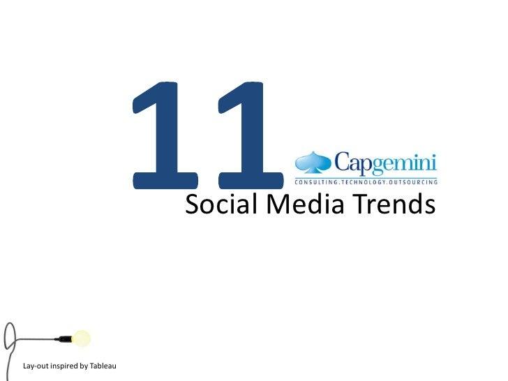 11 Social Media Trends