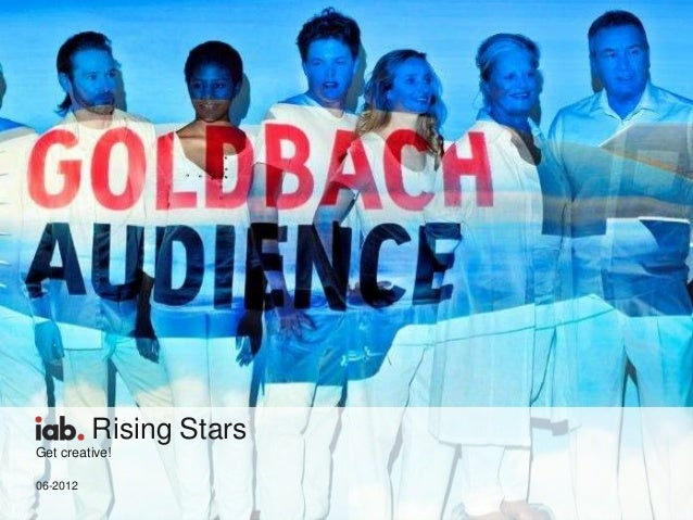 Rising StarsGet creative!06-2012
