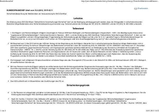 Bundesfinanzhof                                                                                           http://juris.bun...