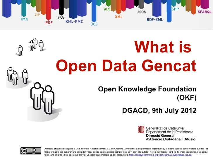 What is              Open Data Gencat                                                       Open Knowledge Foundation     ...
