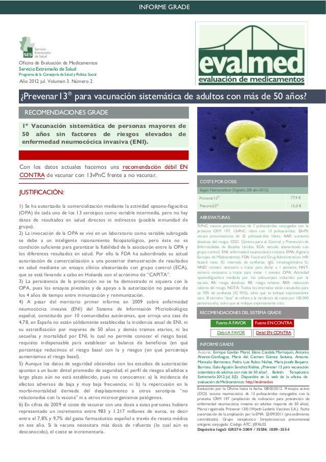 20120711  oem- prevenar para vacunación sistemática en adultos mayores de 50 años
