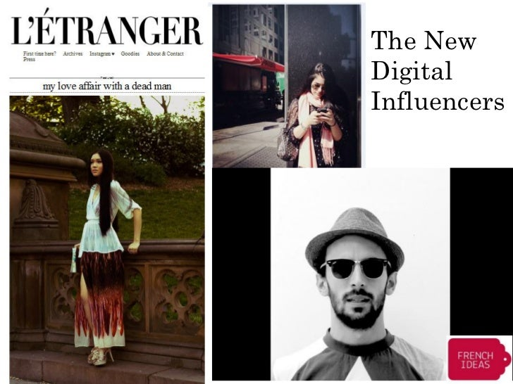 The NewDigitalInfluencers